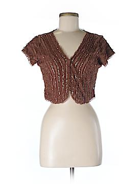 Hazel Silk Cardigan Size M