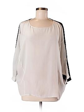 Dora Landa 3/4 Sleeve Blouse Size M