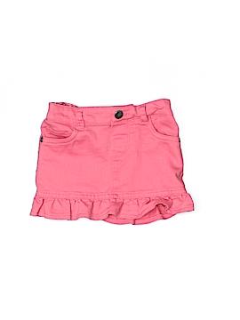 Genuine Kids from Oshkosh Denim Skirt Size 12 mo