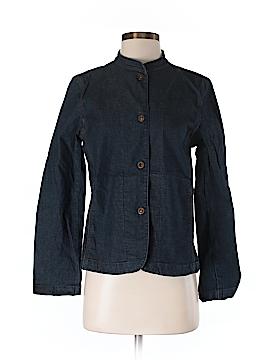 Eileen Fisher Denim Jacket Size S (Petite)