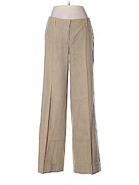 Hache Linen Pants Size 44 (IT)