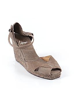 Castaner Wedges Size 38 (EU)