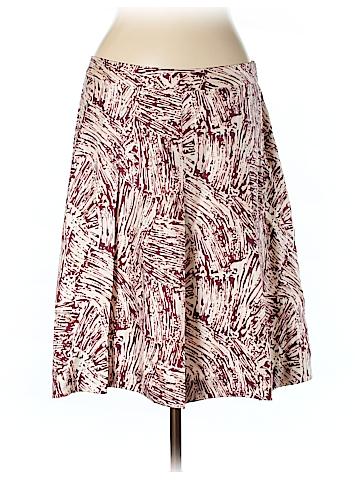 Merona Silk Skirt Size 12