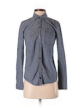 BCBGeneration Long Sleeve Button-Down Shirt Size XS