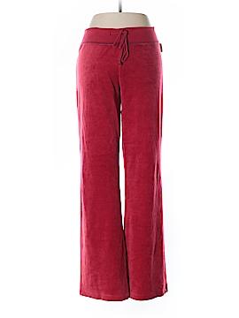 DKNY Velour Pants Size M