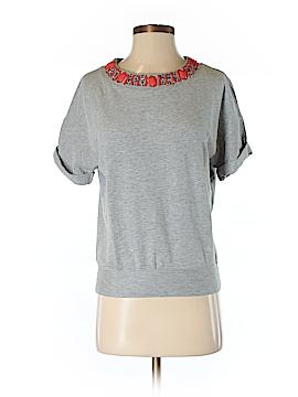 Halogen Sweatshirt Size XXS (Petite)