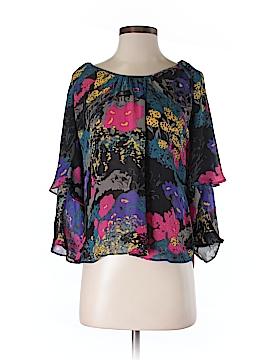 Parker 3/4 Sleeve Blouse Size S