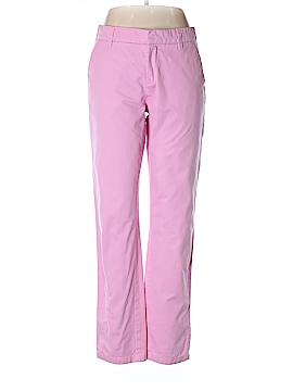 Garnet Hill Khakis Size 10