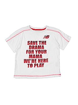 New Balance Short Sleeve T-Shirt Size 7