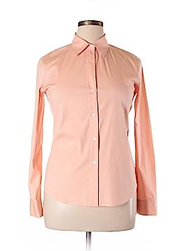 Theory Long Sleeve Button-Down Shirt Size XL