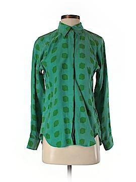 Kelly Wearstler Long Sleeve Blouse Size S