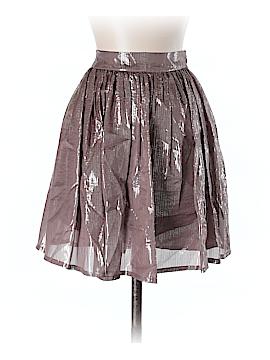 Aryn K. Silk Skirt Size S