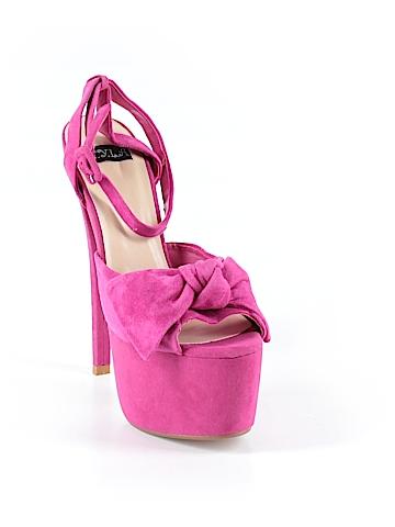 N.Y.L.A. Heels Size 7 1/2