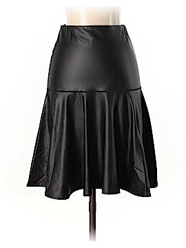 Eva Varro Faux Leather Skirt Size XS