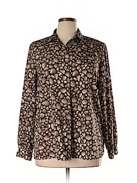 Alia Long Sleeve Blouse Size 16