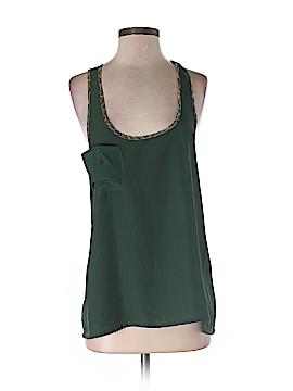 Patterson J. Kincaid Sleeveless Blouse Size XS