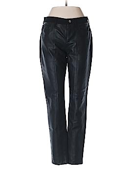 Banana Republic Faux Leather Pants Size 0S
