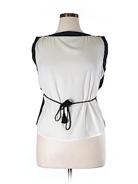 Ann Taylor LOFT Sleeveless Blouse Size L (Petite)