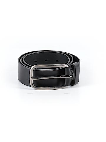 Theory Leather Belt 34 Waist