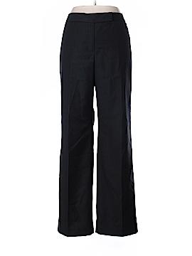 Ann Taylor Factory Wool Pants Size 14