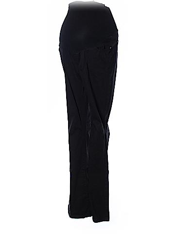 Indigo Blue Casual Pants Size M (Maternity)