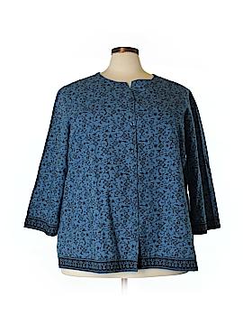 Serengeti Short Sleeve Button-Down Shirt Size 3 x (Plus)
