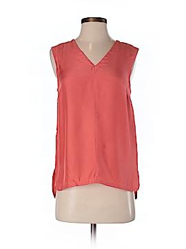 Kate Spade Saturday Sleeveless Silk Top Size S