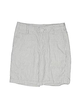 Wes & Willy Khaki Shorts Size 7