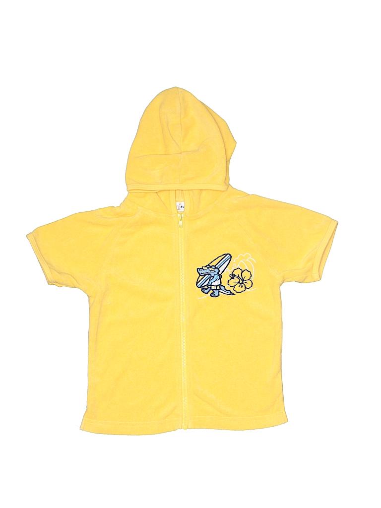 B.T. Kids Girls Zip Up Hoodie Size 4T
