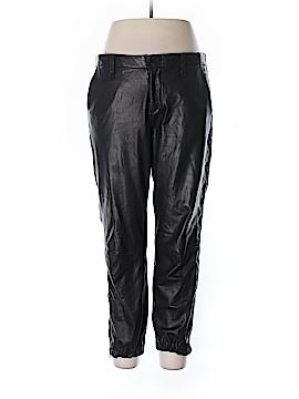 Rag & Bone Leather Pants 30 Waist