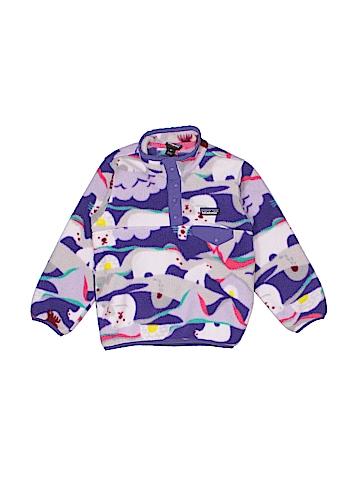 Patagonia Fleece Jacket Size 3T