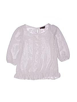Lipgloss 3/4 Sleeve Blouse Size 10/12