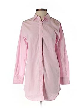 Boden Long Sleeve Button-Down Shirt Size 2