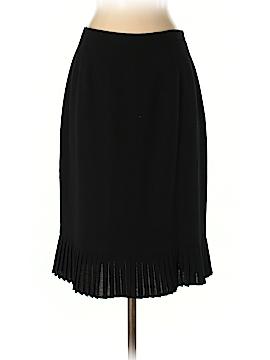 Albert Nipon Wool Skirt Size 4