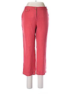 Ann Taylor LOFT Outlet Linen Pants Size 10