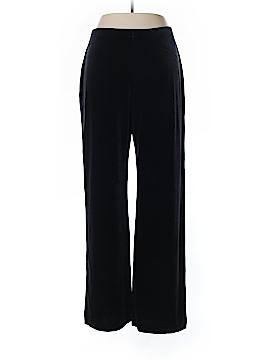 DKNY Velour Pants Size L