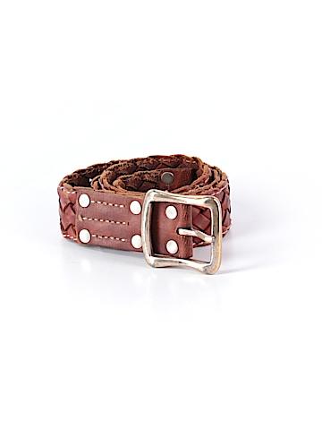 Lucky Brand Leather Belt 34 Waist