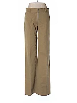 J. Crew Khakis Size 0 (Tall)