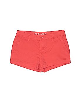 Victoria's Secret Khaki Shorts Size 2