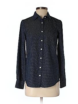 J. Crew Long Sleeve Button-Down Shirt Size 0