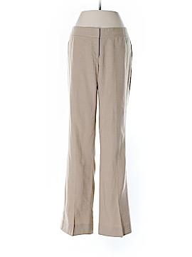 Elie Tahari Linen Pants Size 0