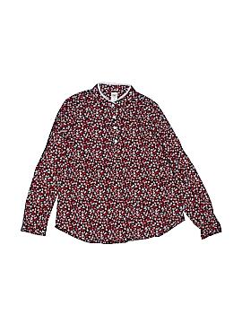 OshKosh B'gosh Long Sleeve Button-Down Shirt Size 8