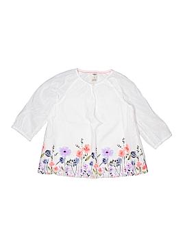 OshKosh B'gosh 3/4 Sleeve Blouse Size 18