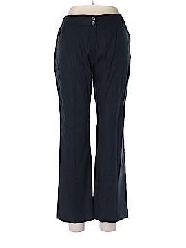 AK Anne Klein Linen Pants Size 10 (Petite)