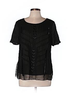 Addison Short Sleeve Blouse Size L