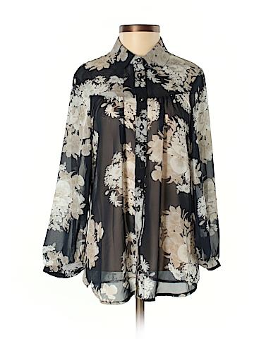 Philosophy Republic Clothing 3/4 Sleeve Blouse Size XS