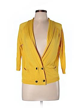 SHAE Silk Cardigan Size L