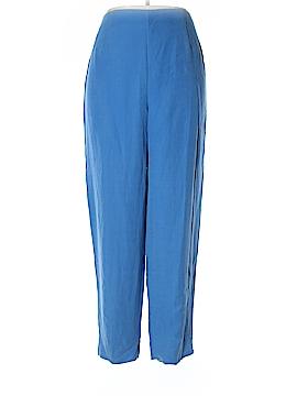 Donna Morgan Silk Pants Size 16