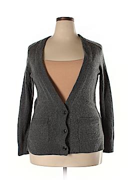Fossil Wool Cardigan Size L