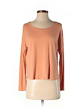 Eileen Fisher Long Sleeve T-Shirt Size XS